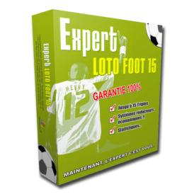 Expert Loto Foot 15
