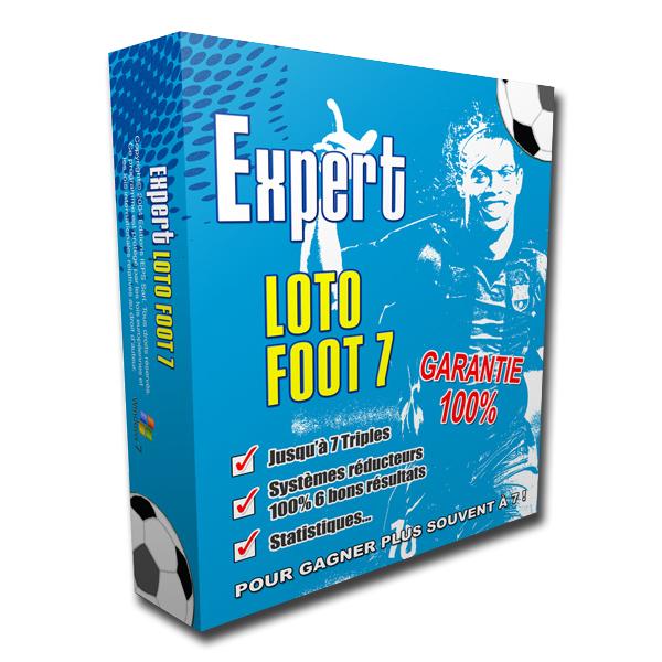 Logiciel Expertfoot 7