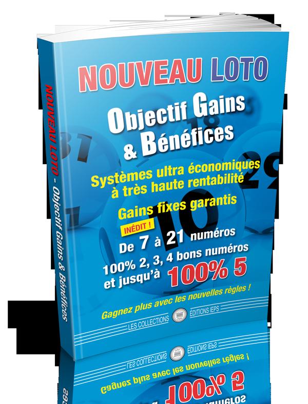Loto objectifs gains & bénéfices