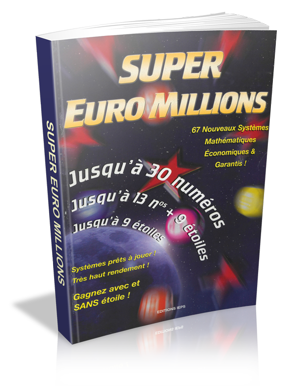Systèmes Euro Millions 100% garantis