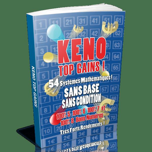 Keno Top Gains