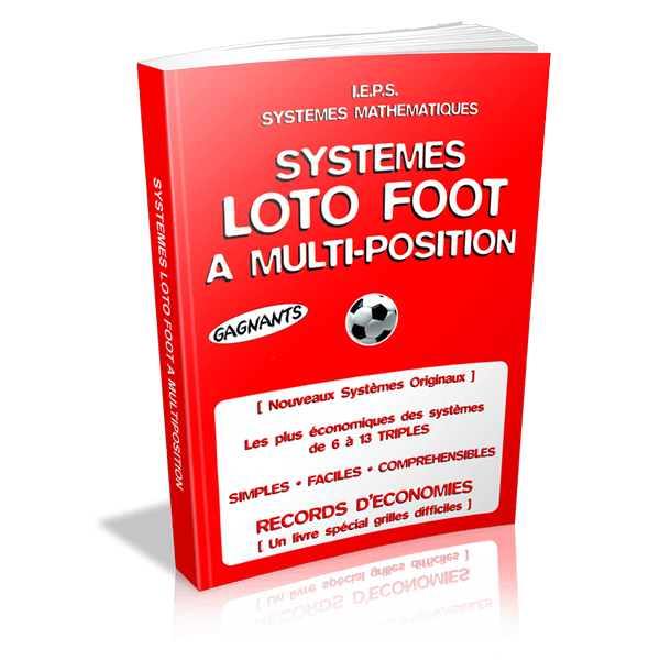 Systèmes Loto Foot à Multiposition