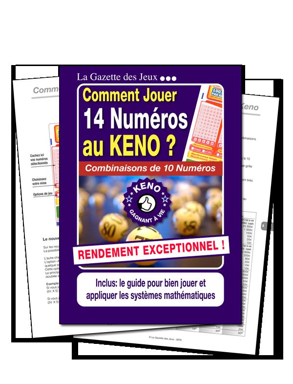 14 numeros garantis 9 sur 10