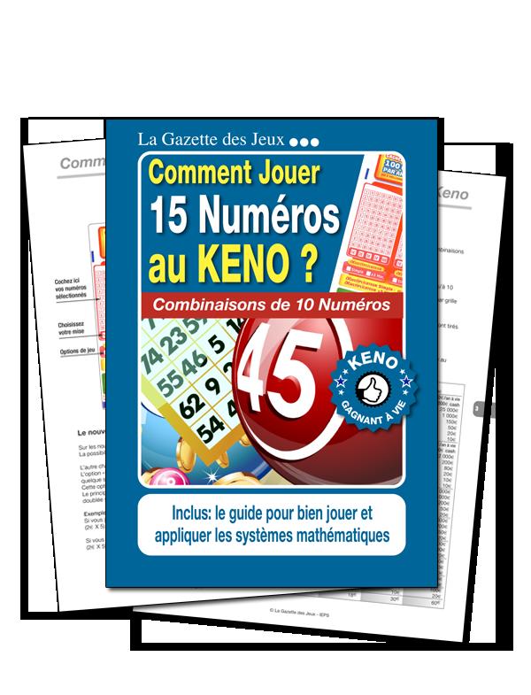 keno 15 numéros