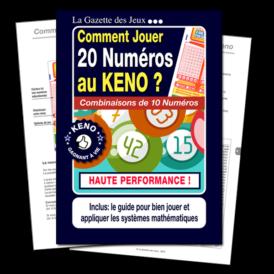 Comment jouer 20 numéros