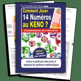 14 numeros au keno facile